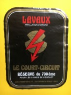 9194 - Le Court-Circuit Pour Les Lignes De Contact  Suisse Réserve Du 700e - Trains