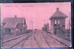 Maarheze - Station - Emplacement - 1920 - Nederland