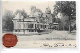 Booischot - Chateau De Ter Laeken - Met Stempel Van Ringzegel Kasteelheer - Zeldzaam !!!! - Heist-op-den-Berg