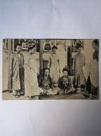 Indonesia / Ned.Indie / Inlandsche Dansmeisjes 19?? Serie Kolff Indische Types - Indonésie