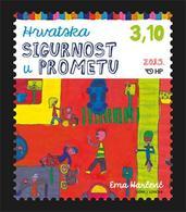 2015 Traffic Safety, Croatia, Hrvatska, MNH - Croatie