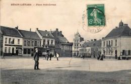 France - 62 - Hénin-Beaumont - Hénin-Liétard - Place Sadi Carnot - Henin-Beaumont