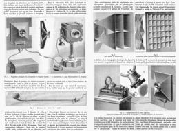 Le TELEPHONE HAUT PARLEUR De M.GERMAIN  1899 - Technical