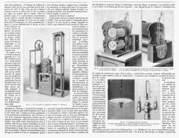 UN GENERATEUR D'ACETYLENE  1899 - Autres