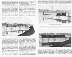 "LES PONTS MOBILISABLES "" PFUND ""  1899 - Technical"