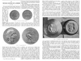 LES NOUVELLES CREATIONS De La MONNAIE De PARIS  1899 - Coins