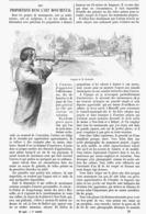 DES PROPORTIONS Dans L'ART MONUMENTAL Par M.BARTHOLDI     1899 - Autres