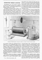INTERRUPTEUR WEHNELT-CARPENTIER    1899 - Autres