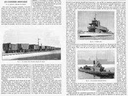 LES CANNONIERES DEMONTABLES Et La CAMPAGNE ANGLAISE Du SOUDAN   1900 - Militaria