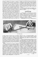L'ELLIPSOGRAPHE    1900 - Technical