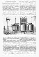LES ESSENCES CONCRETES Extracteur De La Société Des PARFUMS De FREJUS     1900 - Other
