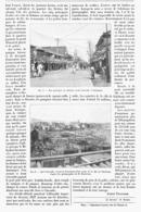 UN INCENDIE à YOKOHAMA  1900 - Yokohama