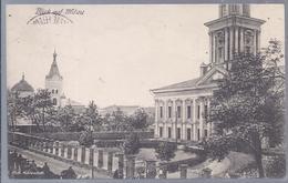 Blick Auf Mittau Feldpost 1917     (AK 81381-25) - Weltkrieg 1914-18