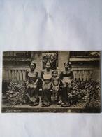 Indonesia / Ned.Indie / Balineezen 19?? Serie Kolff Indische Types - Indonésie