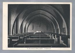 BE.- ACHEL. St. Benedictus Abdij. Scriptorium - Kerken En Kloosters