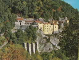 Rieti - Santuario Francescano Del Presepio Greccio - Panorama - Rieti