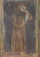 Rieti - Santuario Francescano Del Presepio Greccio - Vero Ritratto Di S. Francesco - Rieti