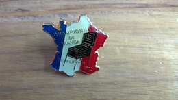 Championnat De France De Flipper 92 - Pin's