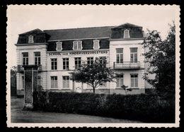 BASSEVELDE - SCHOOL VOOR KINDERVERZORGSTERS - ENGELENGAARD - KINDERKRIB - Assenede