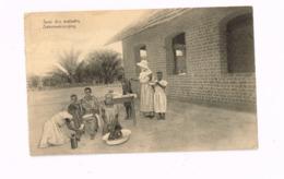 Missions Des Soeurs De Notre-Dame Au Congo Belge.Soins Aux Malades.Expédié à Moerzeke. - Congo Belge - Autres
