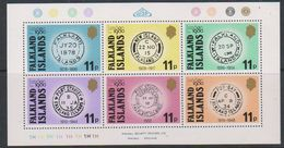 Falkland Islands 1980 London Stamp Exhibition M/s ** Mnh (41476) - Falklandeilanden