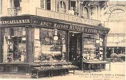 Paris - Spécialité D'Eperons, Mors & Etriers, 83' Rue De Rivoli - Cecodi N'A 18 - France