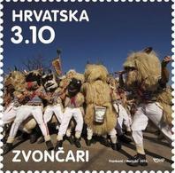 2015 Croatian Intangible Cultural Heritage, Croatia, Hrvatska, MNH - Croatie