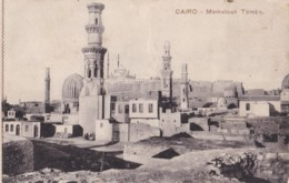 AQ05 Cairo, Mamelouk Tombs - Cairo