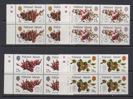 Falkland Islands 1983 Native Fruits 4v  ** Mnh (41476B) - Falklandeilanden