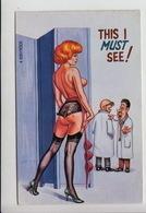 RPC34. Comic Postcard Unused XERXES #100078 - Pin-Ups