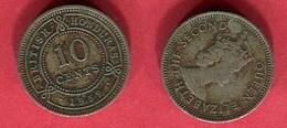 10 CENTS  ( KM  32) TB 3 - Belize