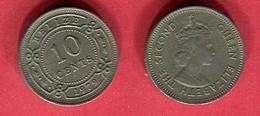 10 CENTS  1979 ( KM  32) TB 2 - Belize