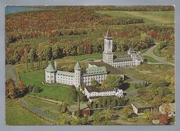 CA.- Abbaye Bénédictine De SAINT BENOIT DU LAC. Québec. Canada JOB 2MO. Bird's Eye View - Kerken En Kloosters