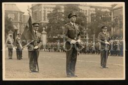 Postcard / ROYALTY / Belgique / België / Koning Leopold III / Roi Leopold III / Remise D'un Drapeau / A.T.C.A. / 1936 - Personnages