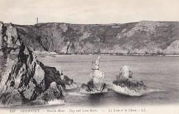 AK66 Guernsey, Moulin Huet, Dog And Lion Rocks - LL - Guernsey