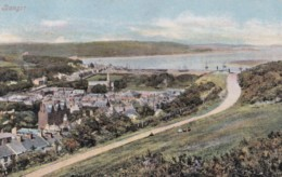 AS11 Bangor - 1905 Craven Arms Duplex Postmark - Caernarvonshire