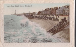 AS11 High Tide, South Shore, Blackpool - Local Publisher - Blackpool