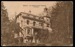 RONSE  VILLA DE MR.MATTHYS - Renaix - Ronse
