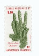 VP6L8 TAAF FSAT Antarctic Neufs**  Flore Lycopodium Saururus 6.20 F  N°119  1986 - Terres Australes Et Antarctiques Françaises (TAAF)