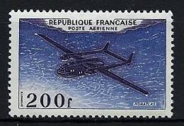 "FR Aerien YT 31 (PA) "" Prototype, Noratlas "" 1954 Neuf* - 1927-1959 Mint/hinged"