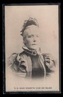 ROUWKAART S.M MARIE HENRIETTE REINE DES BELGES  - PESTH 1836 - SPA 1902 - Familles Royales