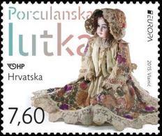 2015 EUROPA Stamps, Old Toys, Croatia, Hrvatska, MNH - Croatie