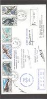 E45 - TAAF 55/60 - 1.1.76 TERRE ADELIE 1ère Date Pour G.ROUILLON Signée CHEF DES OPERATIONS GUILLARD - Lettres & Documents