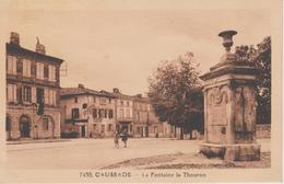 CAUSSADE La Fontaine Le Thouron - Caussade