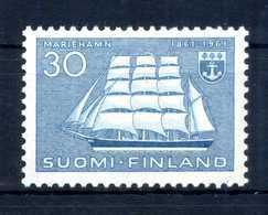 1961 FINLANDIA SET MNH ** - Nuovi
