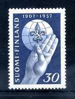 1957 FINLANDIA SET MNH ** - Finlandia