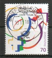 BRD - 2018 - MiNr. 3403 - Gestempelt - [7] Federal Republic