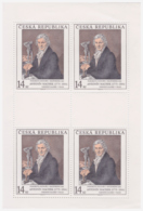 République Tchèque 1995 - MNH ** - Peinture - Feuillet Michel Nr. 98 (cze005) - Tchéquie