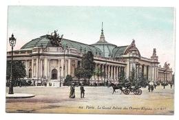 Paris Le Grand Palais Des Champs Elysées - Champs-Elysées