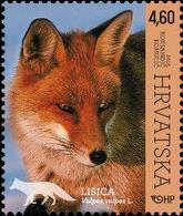 2015 Croatian Fauna, Fox, Croatia, Hrvatska, MNH - Croatie
